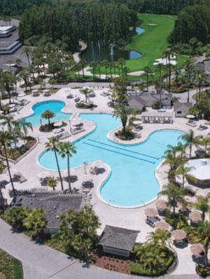 Saddlebrook Resort Golf